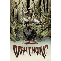 Dark Engine Volume 1 The Art of Destruction Paperback