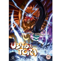 Ushio and Tora Complete Series Collection (Episodes 1-39) DVD