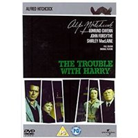 The Trouble With Harry (Hitchcock 1955) DVD