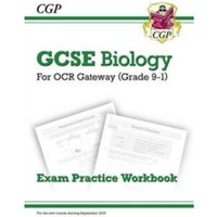 New Grade 9-1 GCSE Biology: OCR Gateway Exam Practice Workbook by CGP Books (Paperback, 2016)