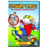 Stuart Little The Complete Animated Series DVD
