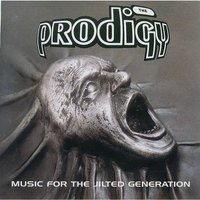 The Prodigy - Music For The Jilted Generation CD
