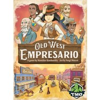 Old West Empresario Board Game