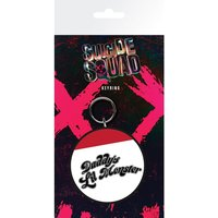 Suicide Squad Lil Monster Key Ring