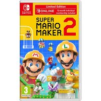 Super Mario Maker 2 Limited Edition Nintendo Switch Game
