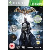 Ex-Display Batman Arkham Asylum Game (Classics)