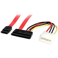 18in SATA Serial ATA Data and Power Combo Cable