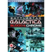 Battlestar Galactica: Blood And Chrome Extended Edition DVD