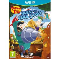 Phineas And Ferb Quest For Cool Stuff Game Wii U