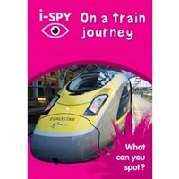 i-SPY on a Train Journey : What Can You Spot?
