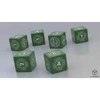 Life Among the Ruins RPG 2nd Edition Dice Set: Legacy