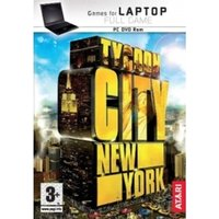 Ex-Display Games for Laptop Tycoon City New York Game