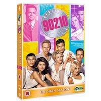 Beverly Hills 90210 Series 6 DVD