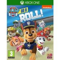 PAW Patrol On a Roll Xbox One Game