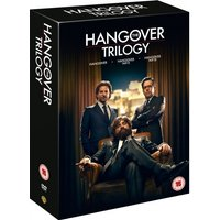 The Hangover Trilogy DVD