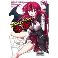 High School DXD Volume 1