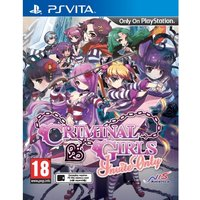 Criminal Girls Invite Only PS Vita Game