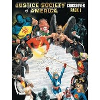 Justice Society of America DC Deck Building Game Crossover Pack 1
