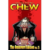 Chew Omnivore Edition Volume 5 Hardcover