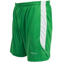 Precision Real Shorts 30-32 inch Green/White