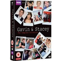 Gavin & Stacey Series 1-3 & 2008 Christmas Special DVD