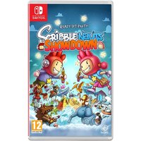 Scribblenauts Showdown Nintendo Switch Game