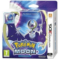 Pokemon Moon Fan Edition 3DS Game