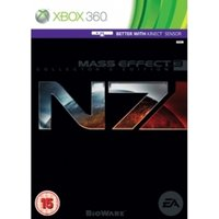 Ex-Display Mass Effect 3 N7 Collector's Edition (Kinect Compatible) Game