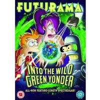 Futurama - Into The Wild Green Yonder DVD