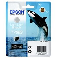 Epson C13T76094010 (T7609) Ink cartridge bright bright black, 1.2K pages, 26ml
