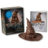 Harry Potter Talking Sorting Hat and Sticker Book : Which House Are You?