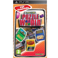 Capcom Puzzle World Game
