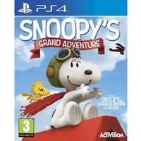 The Peanuts Movie Snoopy's Grand Adventure PS4 Game