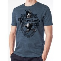 Harry Potter - Wise Men's Small T-shirt - Blue