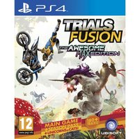 Trials Fusion The Awesome Max Edition PS4 Game (Includes Season Pass)