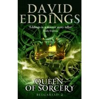 Queen Of Sorcery : Book Two Of The Belgariad