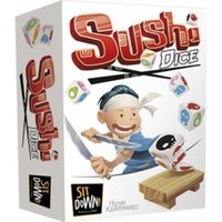 Sushi Dice Board Game