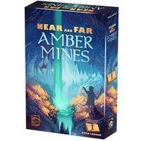 Near and Far Amber Mines Expansion Board Game