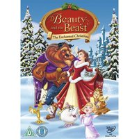 Beauty & The Beast - The Enchanted Christmas DVD