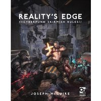 Reality's Edge: Cyberpunk Skirmish Rules
