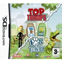 Top Trumps Dogs & Dinosaurs Game