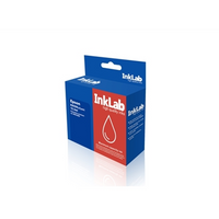 InkLab 202 XL Epson Compatible Cyan Replacment Ink