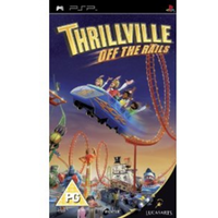 Thrillville 2 Off The Rails Game