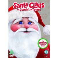 Santa Claus Is Comin To Town DVD
