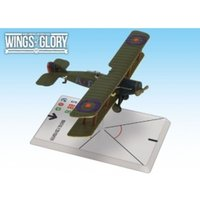 Wings of Glory Bristol F.2B Fighter Arkell/Stagg Board Game