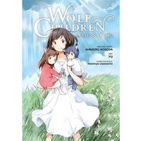 Wolf Children Ame & Yuki Hardcover