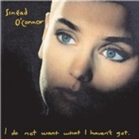 Sinead O'Connor I Do Not Want What I Haven't Got CD
