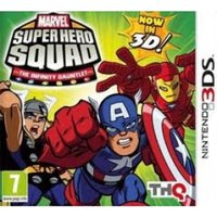 Marvel Super Hero Squad The Infinity Gauntlet Game 3DS