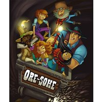 Ore-Some Board Game
