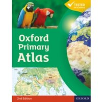 Oxford Primary Atlas by Franklin Watts (Paperback, 2011)